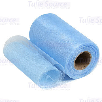 Cotillion Blue Petticoat Netting Fabric