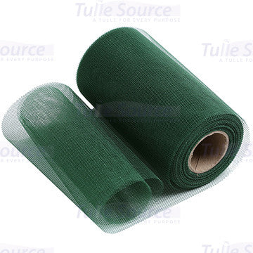 Emerald Green Petticoat Netting Fabric