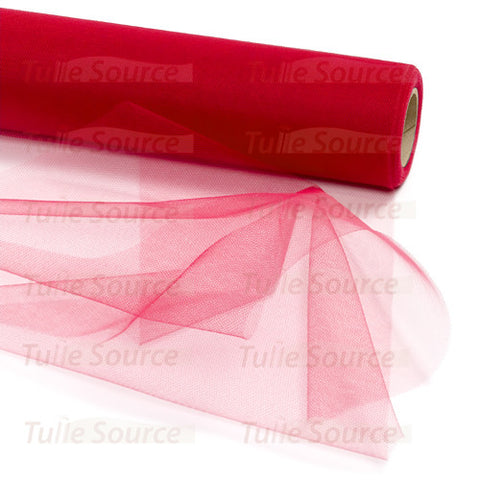 Red Tulle