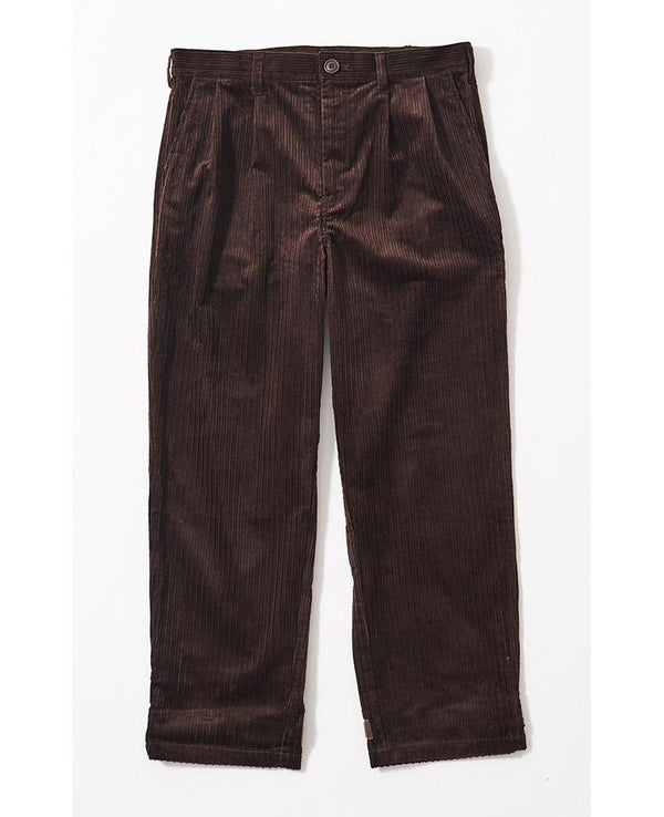 Corduroy tapered jog pants