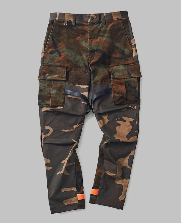 COMBI UTILITY FATIGUE PANTS
