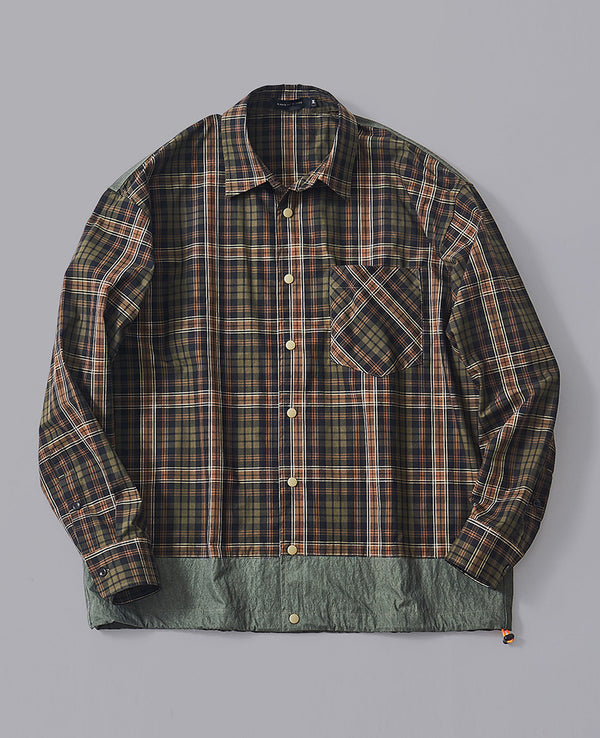 COMBINATION LIGHT SHIRT JACKET