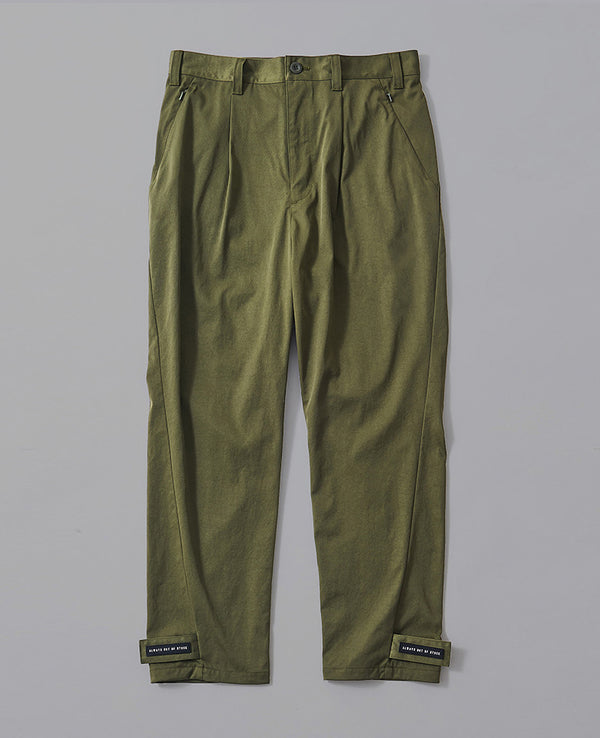 SARROUEL TUCK PANTS