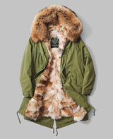 Parka carryover coyote natural