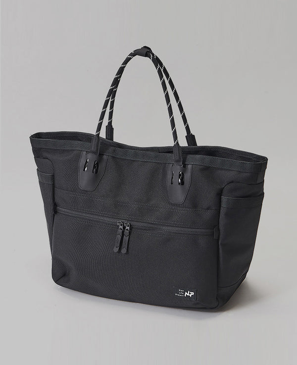 ECO CANVAS WIDE TOTE