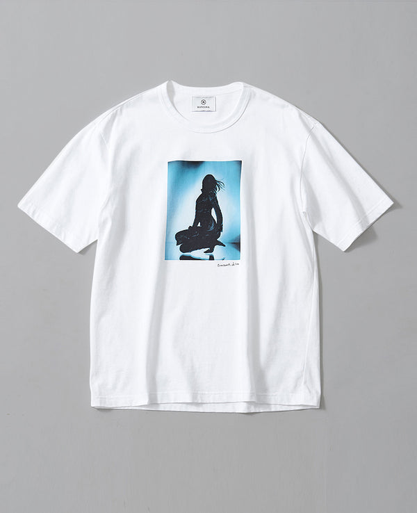 "ART T-SHIRTS With Yuki ONODERA ""Transvest"" Lisa"