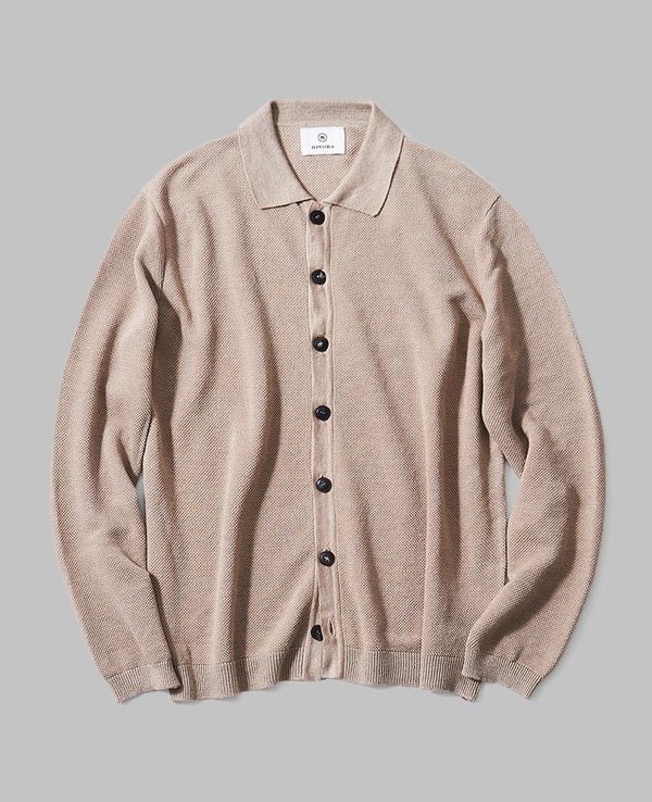 【サイズ未登録】LINEN SILK Shirts Cardigan