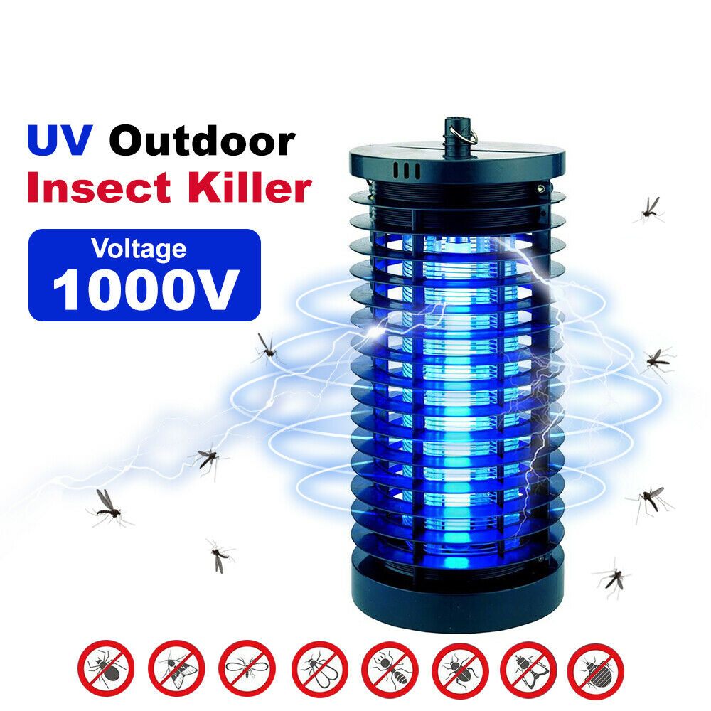 Garden Heroes 6W UV Blue Light Premium Mozzie Killer