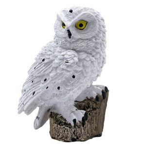 GARDEN HEROES™ LED Solar Powered Garden/Pathway Owl