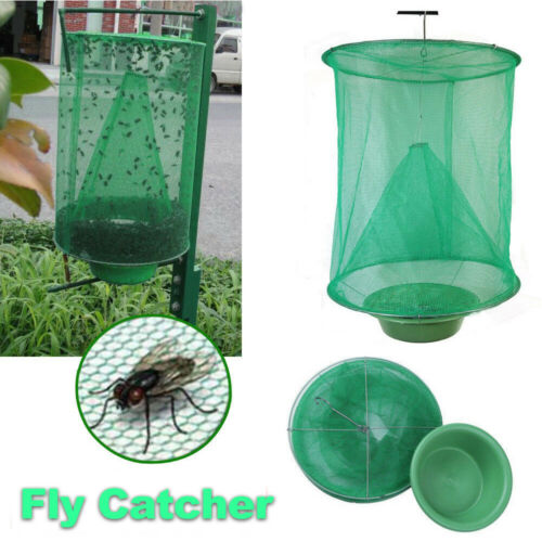 GARDEN HEROES™ Reusable Hanging Fly Trap (2021 Editon)