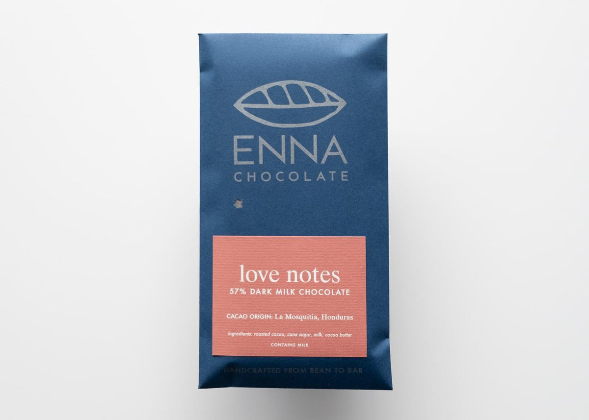 Love Notes Dark Milk Chocolate