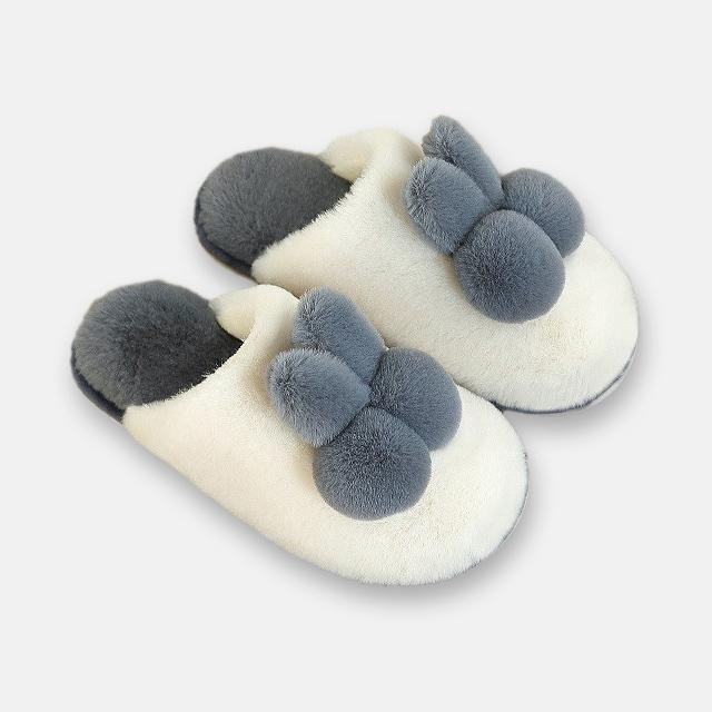 Chaussons Adulte <br> Lapin