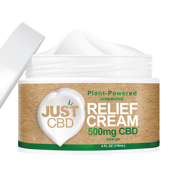 PAIN RELIEF CREAM THC FREE