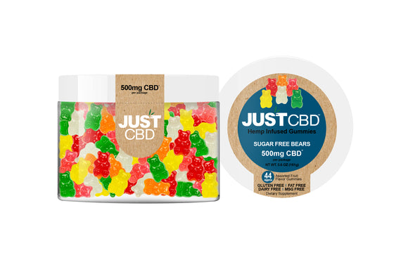 CBD Gummies - Sugar Free
