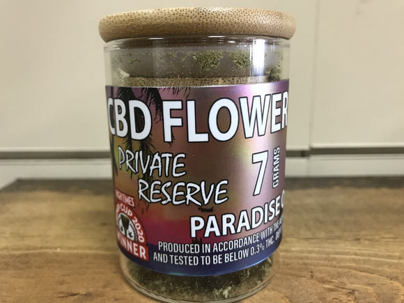 PRIVATE RESERVE HEMP FLOWER
