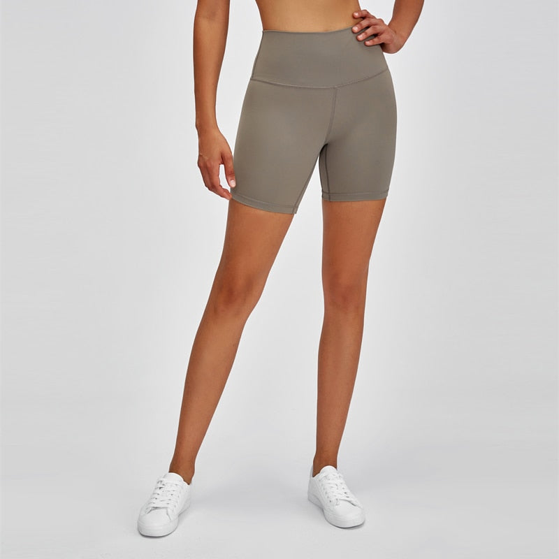 PHYSICAL High Waisted Shorts