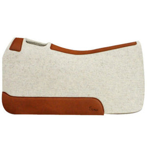 Barrel Racer 5 Star Saddle Pad, 1-1/8""