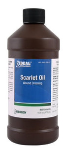 Scarlet Oil Wound Antiseptic Dressing