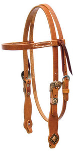Cowboy Culture Floral Buckle Headstall