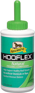 Hooflex Natural, 15 oz with brush