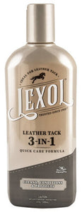 Lexol Leather Tack 3-in-1