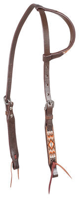 "Cashel ""Pecos"" Sliding Ear Headstall"