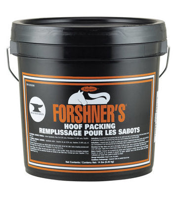 Forshner's Hoof Packing, 14 lb