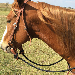"Martin Saddlery ½"" Braided Rein"