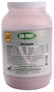 Nu-Foot Concentrated Equine Supplement