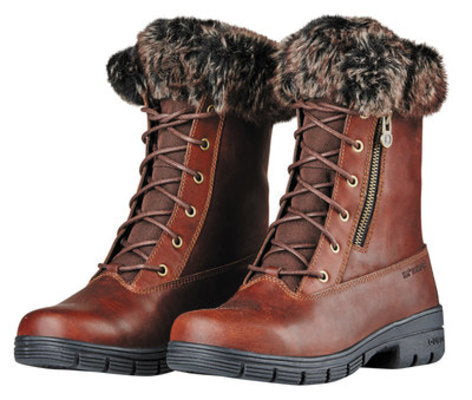 Dublin Bourne Boots, Red Brown
