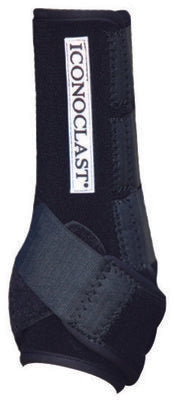 Iconoclast Orthopedic Support Boots, Front