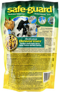 Safe-Guard Multi-Species Dewormer, Pellets
