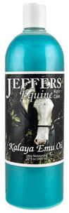Jeffers Kalaya Emu Oil Shampoo for Horses
