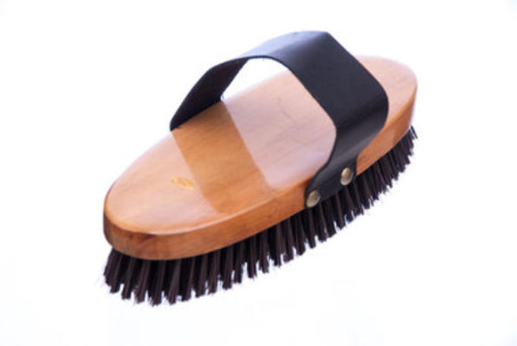 Jeffers Cowboy Body Brush
