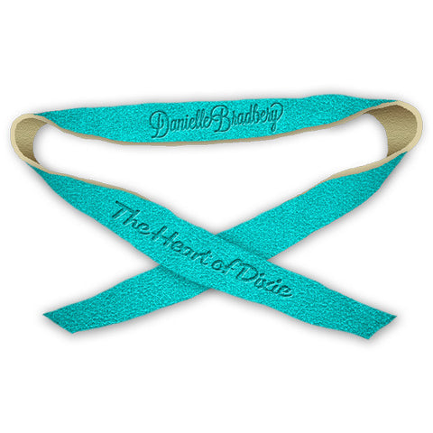 Danielle Bradbery Heart Of Dixie Leather Bracelet