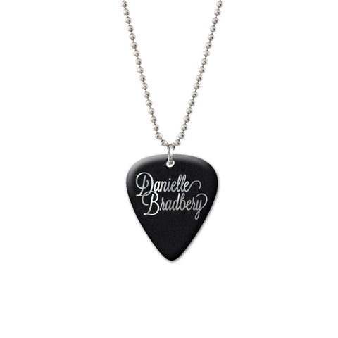 Danielle Bradbery Guitar Pick Necklace