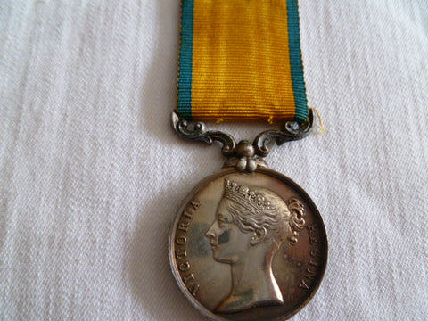 BRITISH BALTIC MEDAL 1854/55