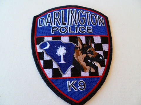 darlington police K9