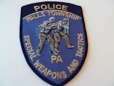 falls township pa spec weapona and tactics