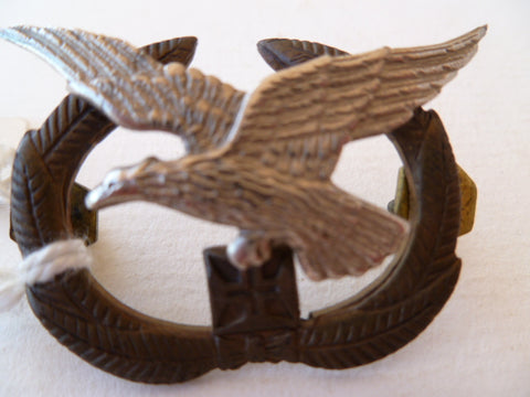 GERMANY old para badge