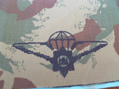 africa /swa etc big camo patch i think this railway