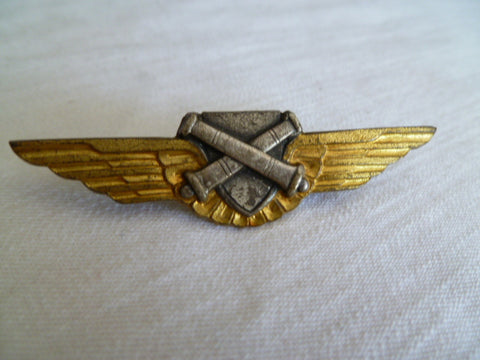 FRANCE airforce aircrew metal wings drago paris maker