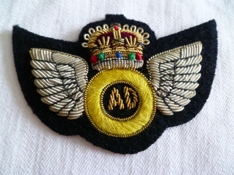 NEW ZEALAND genuine AIR DISPATCH wings  bullion