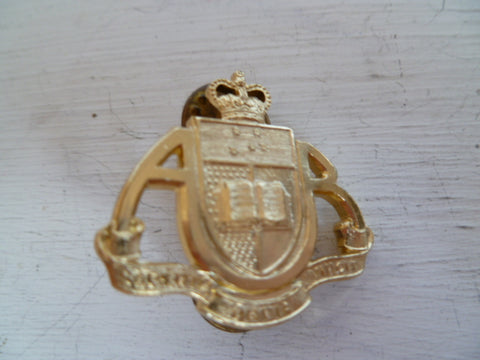 AUSTRALIA 1960s on c/b type uni of adelaide corp collars single