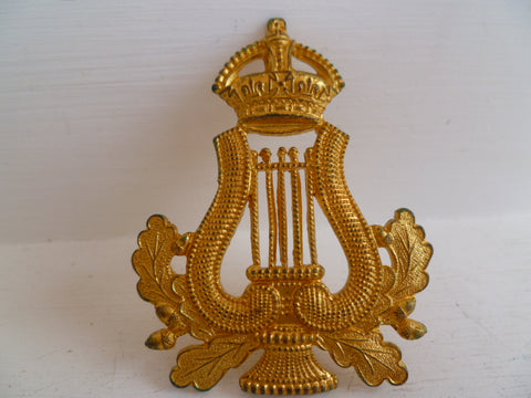 AUSTRALIA 1930/42   armed forces musician harp badge