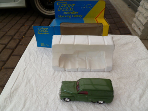 TRAX 8003 fj holden van boxed cellopane crinkled
