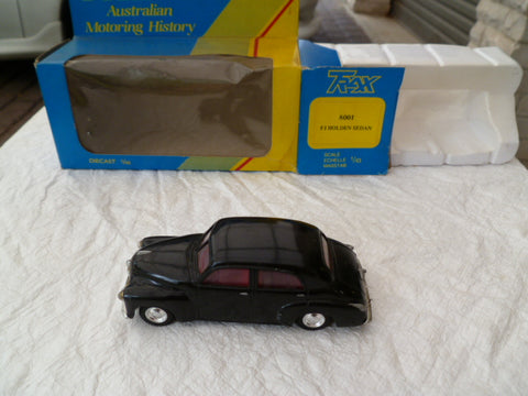 TRAX 8001 fj holden sedan boxed cellopane crinkled