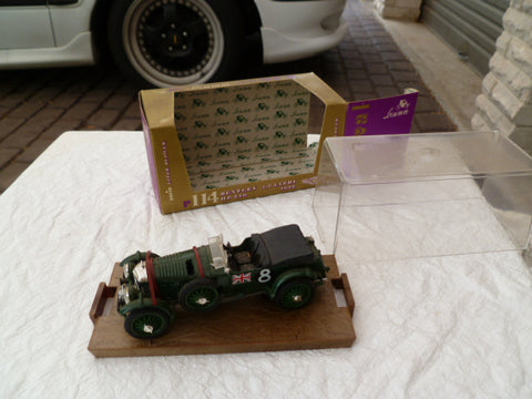 BRUMM boxed ORO series R114 bentley 1932