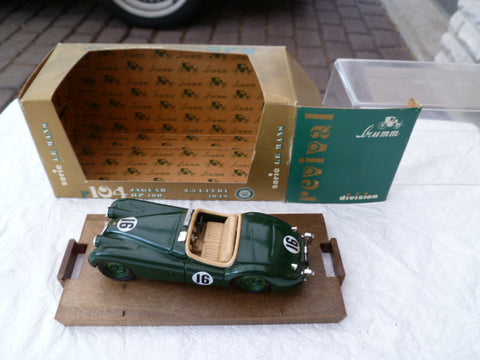 BRUMM boxed ORO series R104 jaguar 1948