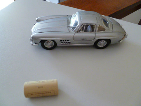 franklin mint 1954 mercedes benz 300sl heavy diecast